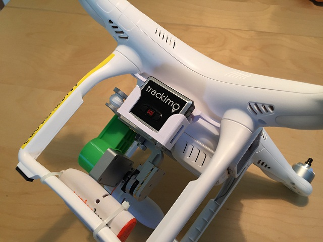 GPS Tracker for Drone
