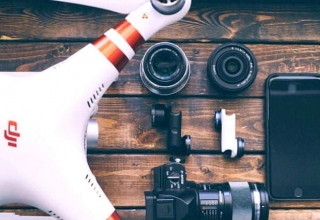 Eye on the Sky: Tools You'll Need for Drone Aerial Photography