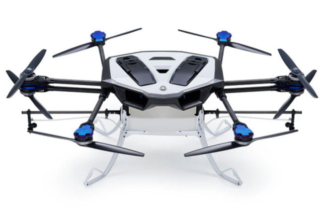 Yamaha to Launch a New Drone This 2018