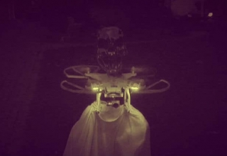 How You Can Make Halloween a Funner Season with Ghost Droning