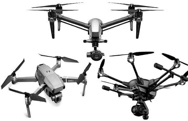 Feature-Packed Drones to Purchase in 2019