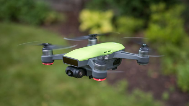 best drones to buy in 2019 - DJI Spark