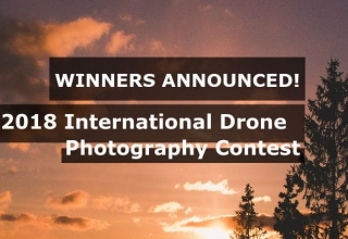 Winners of 5th International Drone Photography Contest Winners Announced