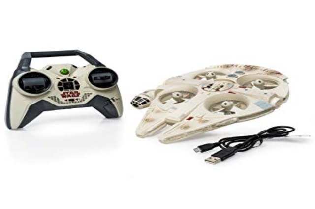 Air Hogs Star Wars Millennium Falcon