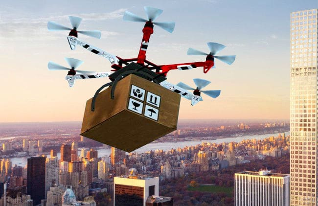 Drone Startup Companies to Follow in 2019
