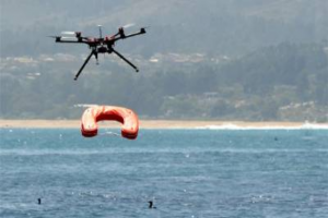 The Water Rescue Drones