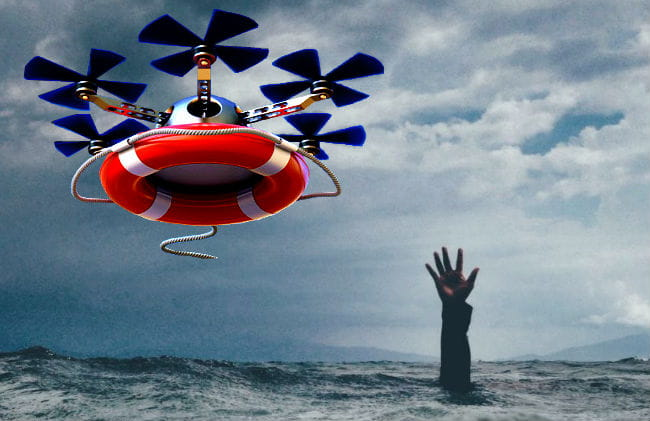 Innovative Water Rescue Drones: India's Solution to the Surging Death Rate Caused by Drowning