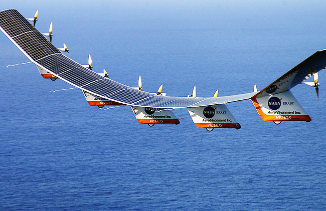 5 of the Best Solar-Powered Drones Ever Made