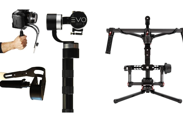 Casual User Gimbals