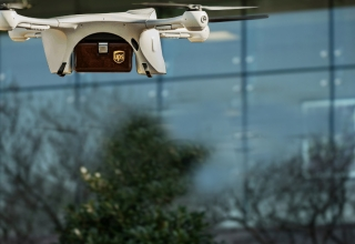 UPS Joins Hands with Matternet to Deliver Medical Supplies Using Drones