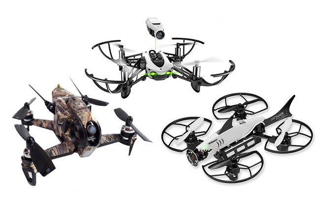 The Best-Reviewed Cheap Racing Drones for Newbie Pilots
