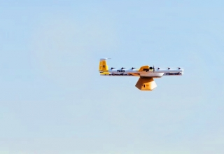 Wing Delivery Drones to Take Off in Canberra, Australia
