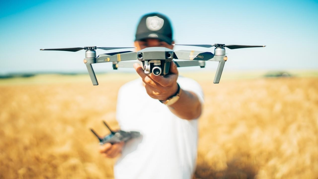 Professional Drones for Commercial Drone Pilots
