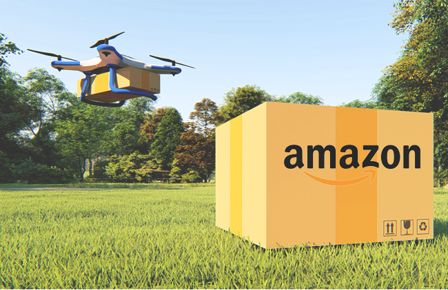 Amazon Drone Delivery Service Is Now Closer to Reality