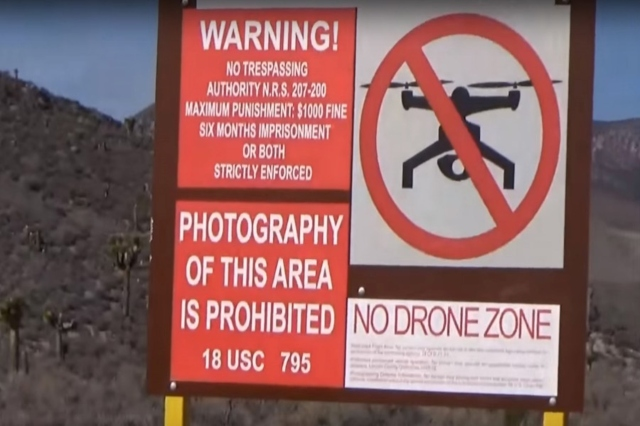 Drone Laws in Nevada