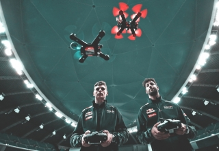 The Emergence of AI-Powered Drone Racing