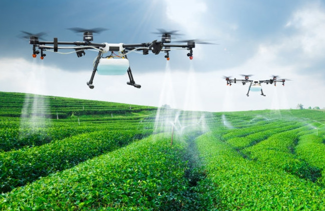The Many Significant Ways Drones Have Changed Agriculture